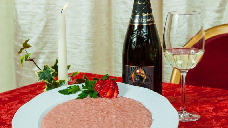 degustazione risotti vini